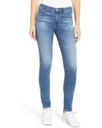 AG Jeans - The Prima Cigarette Jeans - Lyst
