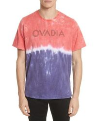 Ovadia And Sons | Ombre Tie Dye T-shirt | Lyst