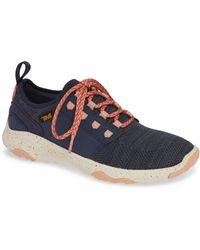 Teva - Arrowood 2 Waterproof Knit Sneaker - Lyst