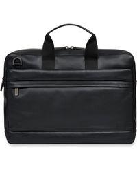 Knomo - Barbican Rosco Leather Briefcase - Lyst