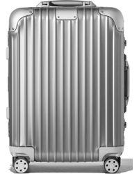 Rimowa - Original Cabin Small 22-inch Packing Case - Metallic - Lyst