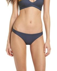 Hurley - Quick Dry Pendleton Grand Canyon Hipster Bikini Bottoms - Lyst