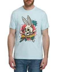 Psycho Bunny - Graphic T-shirt - Lyst