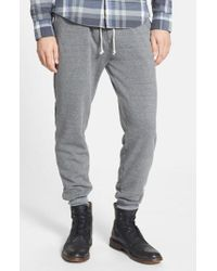 Alternative Apparel | 'dodgeball' Eco Fleece Sweatpants | Lyst