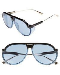 Dior - Club3s 61mm Pilot Sunglasses - Lyst