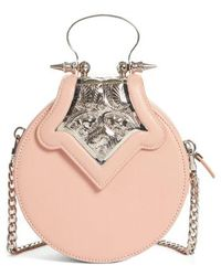OKHTEIN - Mini Dome Crossbody Clutch - Lyst