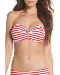 Freya - Drift Away Bandeau Bikini Top - Lyst