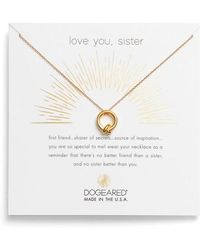 Dogeared | Love You | Lyst