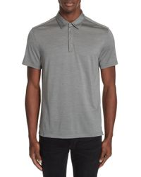 John Varvatos - Hampton Polo - Lyst
