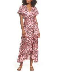 Poupette - Poupette St. Barth Joe Cover-up Maxi Dress - Lyst