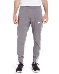 83d102732b43 Lyst - Nike  ko Slacker  Therma-fit Training Pants in Gray for Men