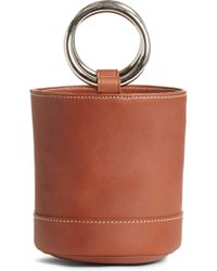 Simon Miller - Bonsai 15 Calfskin Leather Bucket Bag - Lyst
