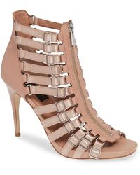 Donna Karan - Donna Karan Kat High Sandal - Lyst