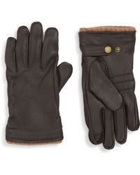 Polo Ralph Lauren - Deerskin Gloves - Lyst