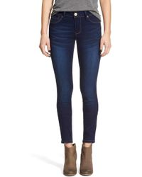 1822 Denim - 'butter' Skinny Jeans - Lyst