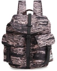 Lyst - Herschel Supply Co.  dawson- Mid Volume  Backpack in Black c0229b74c1ce2