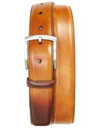 Magnanni Shoes | Tanning Leather Belt | Lyst