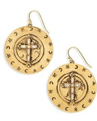Virgins, Saints & Angels - Mother Goddess Apogee Earrings - Lyst