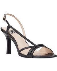 Nine West - Accolia Asymmetrical Strappy Sandal - Lyst
