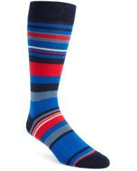Ted Baker - Harisli Stripe Socks - Lyst