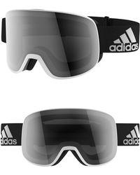 adidas - Progressor C Mirrored Spherical Snowsports Goggles - - Lyst