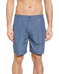 Peter Millar | Peter Millar Two Can Too Swim Trunks | Lyst