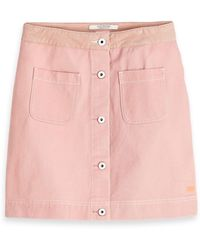Scotch & Soda - Skirt - Lyst