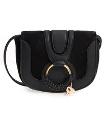 See By Chloé - Mini Hana Leather Crossbody Bag - - Lyst