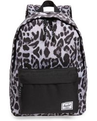 357d52b7dd5 Lyst - Herschel Supply Co. Classic Mid Volume Backpack -