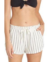 Billabong - Free Wheelin Stripe Shorts - Lyst