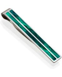 M-clip - M-clip Mother-of-pearl Tie Clip - Lyst