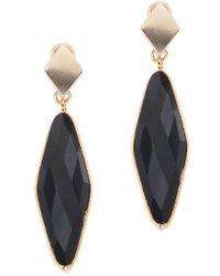 Nakamol - Shape Drop Earrings - Lyst
