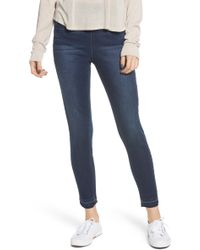 Tinsel - Ace Released Hem Pull-on Jeggings - Lyst