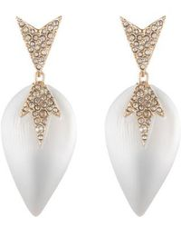 Alexis Bittar - Lucite Drop Post Earrings - Lyst