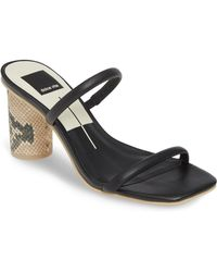 592d66a22 Lyst - Tory Burch Lowell New Logo City Sandal in Natural