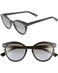 60ea4611c8 Ahlem - Menilmontant 53mm Cat Eye Sunglasses - Lyst