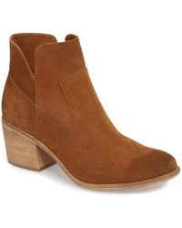 BP. - Brice Notched Bootie - Lyst