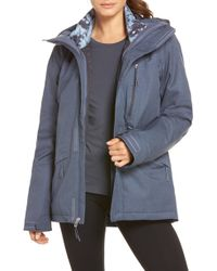The North Face - Thermoball(tm) Triclimate 3-in-1 Waterproof Snow Jacket - Lyst