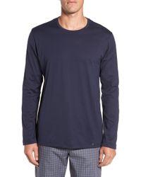 Hanro - Night & Day Lounge T-shirt - Lyst
