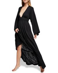Free People - Endless Summer By Moon Walking Maxi Dress - Lyst
