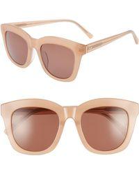 Chelsea28 - Kiri 52mm Sunglasses - Amber - Lyst