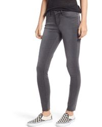 Articles of Society - Sarah Cutoff Skinny Jeans - Lyst