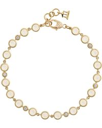 Temple St. Clair - Temple St. Clair Diamond & Moonstone Bracelet - Lyst
