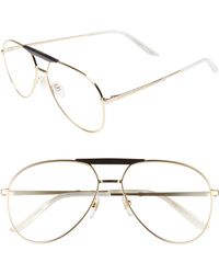 4674b1a028499 Lyst - Gucci Cruise 51mm Square Sunglasses - in Brown for Men