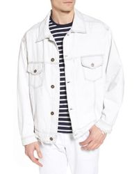Hudson | Hudson Denim Trucker Jacket | Lyst