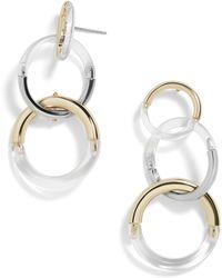 BaubleBar - Lova Drop Earrings - Lyst