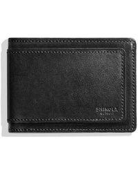 Shinola - Outlaw Wallet - Lyst