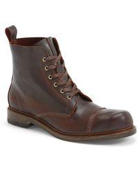 Allen Edmonds - 'normandy' Cap Toe Boot - Lyst