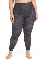 Zella - Live In Print Midi Leggings - Lyst