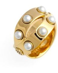 Tory Burch   Double Wrap Ring   Lyst